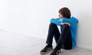 depression - boy
